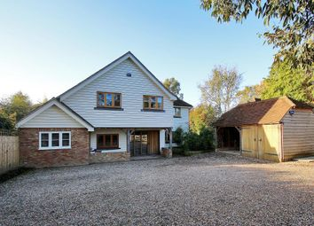 Thumbnail 4 bed detached house for sale in Rye Road, Sandhurst, Kent
