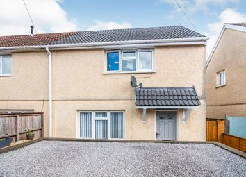 2 bed semi-detached house for sale in Porcher Avenue, Glyncoch, Pontypridd CF37