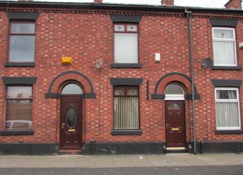 Thumbnail 2 bed terraced house to rent in Cross Street, Denton