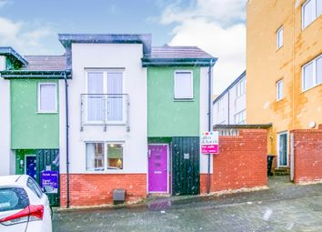 3 bed end terrace house for sale in Pearse Close, Penarth CF64