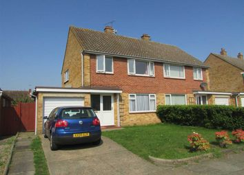 Thumbnail 3 bed property for sale in Melplash Road, Ipswich