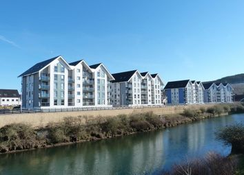 Thumbnail 1 bed flat for sale in Sirius, Pentrechywth, Swansea