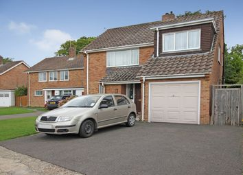 Thumbnail 3 bed detached house for sale in Home Close, Crawley