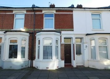 Thumbnail 2 bed terraced house for sale in Gruneisen Road, Portsmouth