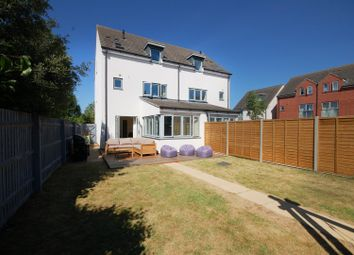 Thumbnail 4 bed semi-detached house for sale in Saw Mills End, Gloucester