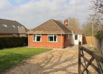 Thumbnail 3 bed detached bungalow for sale in Grange Road, Alresford
