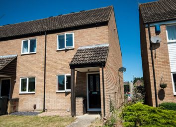 Thumbnail 2 bedroom end terrace house for sale in Carston Grove, Calcot