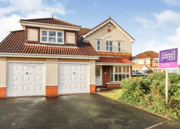 Thumbnail 5 bed detached house for sale in Bishops Meadow, Sutton Coldfield