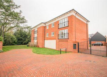 Thumbnail 2 bedroom flat for sale in Kirkpatrick Place, Gilston, Harlow
