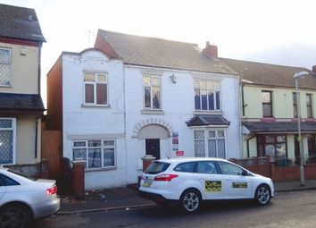 Thumbnail 4 bed end terrace house for sale in Brooke Street, Dudley, West Midlands