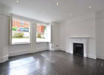 Thumbnail 3 bed flat to rent in Hazelwood Mansions, Rostrevor Road, Fulham, London
