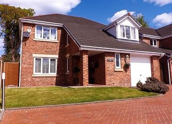 Thumbnail 4 bed detached house for sale in Manchester Old Road, Middleton, Manchester