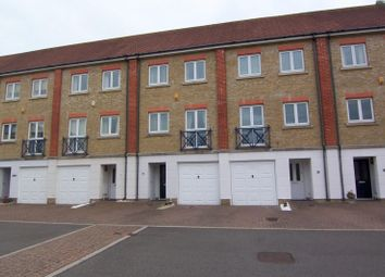 Thumbnail 4 bed property to rent in The Piazza, Sovereign Harbour South, Eastbourne