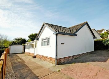 Thumbnail 2 bedroom bungalow for sale in Seaton, Devon