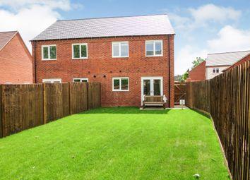 3 bed semi-detached house for sale in Elmlands Close, Aston-On-Trent, Derby DE72