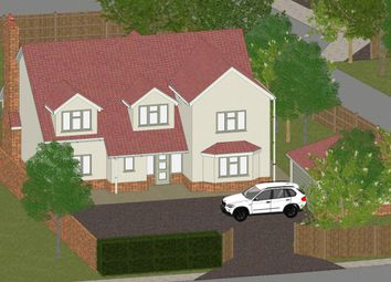 Thumbnail 4 bed detached house for sale in Norwich Road, Halesworth