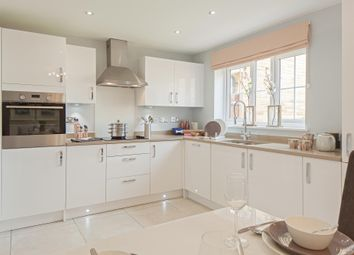 "Thumbnail 4 bed detached house for sale in ""Chesham"" at Abberd, Calne"