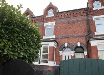 4 bed terraced house for sale in Cromwell Terrace, Leek ST13