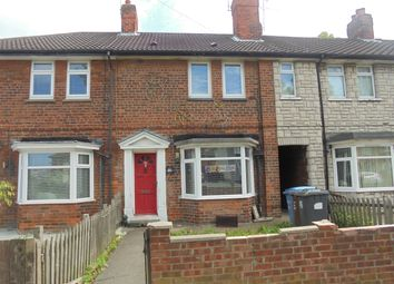 Thumbnail 2 bed terraced house to rent in Calvert Road, Hull