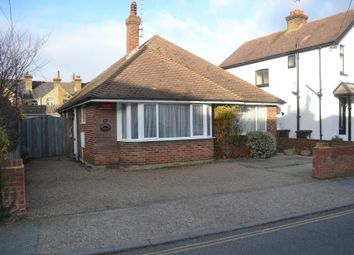 Thumbnail 3 bed bungalow to rent in Argyle Road, Whitstable