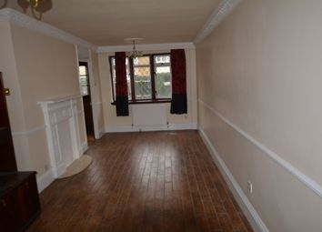 Thumbnail 3 bed terraced house to rent in Wilmer Lea Close, London