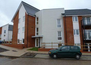 Thumbnail 2 bed flat to rent in Lexington Drive, Haywards Heath