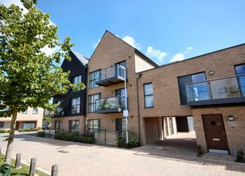 Thumbnail 2 bed flat to rent in Pitman House, Vicarage Way, Trumpington, Cambridge