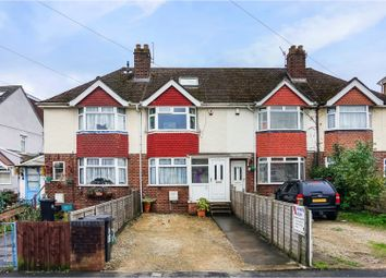 Thumbnail 3 bed terraced house for sale in St. Peters Rise, Headley Park