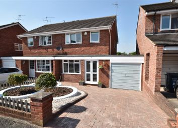 Thumbnail 3 bed semi-detached house for sale in Archers Close, Droitwich, Worcestershire
