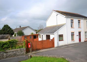 Thumbnail 3 bed semi-detached house for sale in Velfrey Road, Whitland