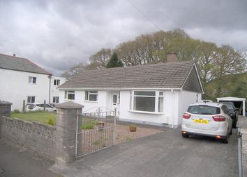 Thumbnail 3 bed detached bungalow to rent in School Road, Crynant, Neath