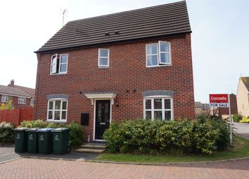Thumbnail 3 bedroom semi-detached house for sale in The Carabiniers, New Stoke Village, Coventry