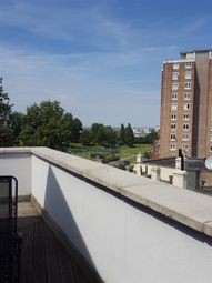 Thumbnail 2 bed flat to rent in Vicarage Road, London