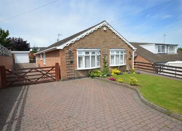 Thumbnail 3 bed detached bungalow for sale in Mount Nod Way, Mount Nod, Coventry, West Midlands