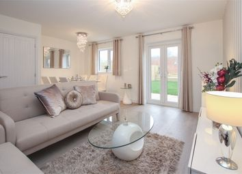 Thumbnail 3 bed terraced house for sale in Hazelwood View, Rock Lane, Hastings, East Sussex