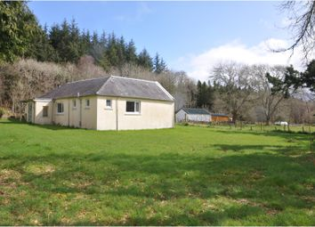 Thumbnail 4 bed detached house for sale in Auchterawe, Fort Augustus