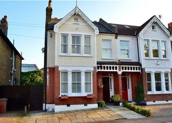 Thumbnail 4 bed semi-detached house for sale in Elgin Road, Wallington, Surrey