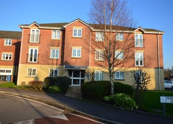 Thumbnail 2 bedroom flat to rent in Feversham Close, Eccles, Manchester