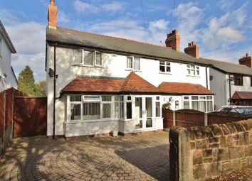 Thumbnail 3 bed semi-detached house for sale in Beacon Lane, Heswall, Wirral