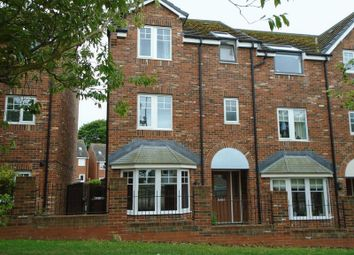 Thumbnail 4 bed terraced house for sale in The Chase, Bedlington