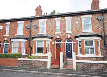 Thumbnail 3 bed terraced house for sale in Ellesmere Road, Walton, Warrington