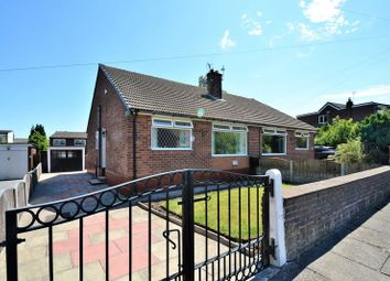 Thumbnail 2 bed semi-detached bungalow for sale in Clifton Drive, Wardley, Swinton, Manchester