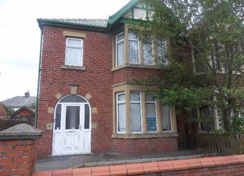 Thumbnail 2 bed flat to rent in Woodstock Gardens, Blackpool