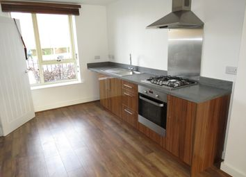 Thumbnail 2 bed town house to rent in Park Street, Derby