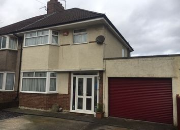 Thumbnail 3 bed semi-detached house for sale in Beckington Road, Knowle