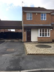 Thumbnail 2 bed semi-detached house to rent in Gamble Close, Ibstock
