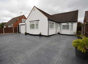 Thumbnail 3 bed bungalow for sale in Hawthorne Lane, Bromborough, Wirral