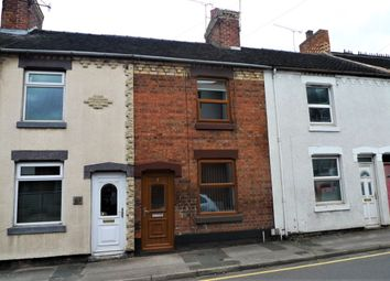 Thumbnail 2 bed terraced house to rent in Rowley Street, Stafford