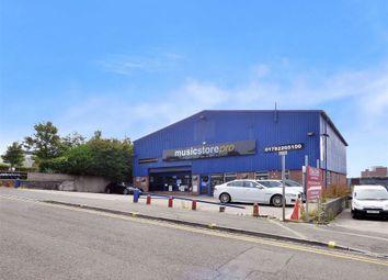 Thumbnail Retail premises for sale in Hillchurch Street, Stoke-On-Trent, Staffordshire