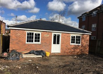 Thumbnail 3 bedroom bungalow for sale in London Road, Hazel Grove, Stockport